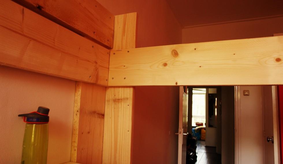 Steigerhouten hoogslaper Emma R04 006