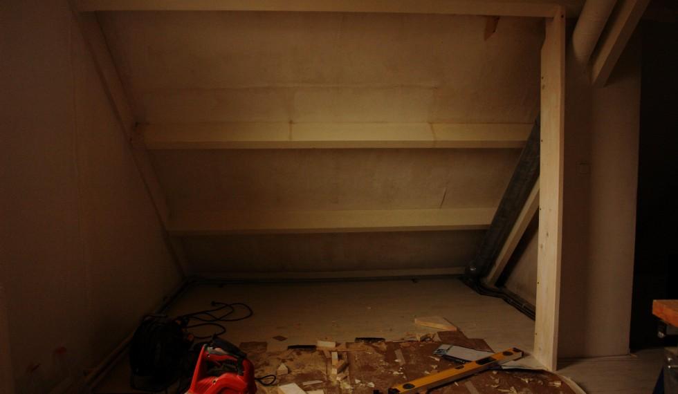 steigerhouten whitewash bedstee R04 001