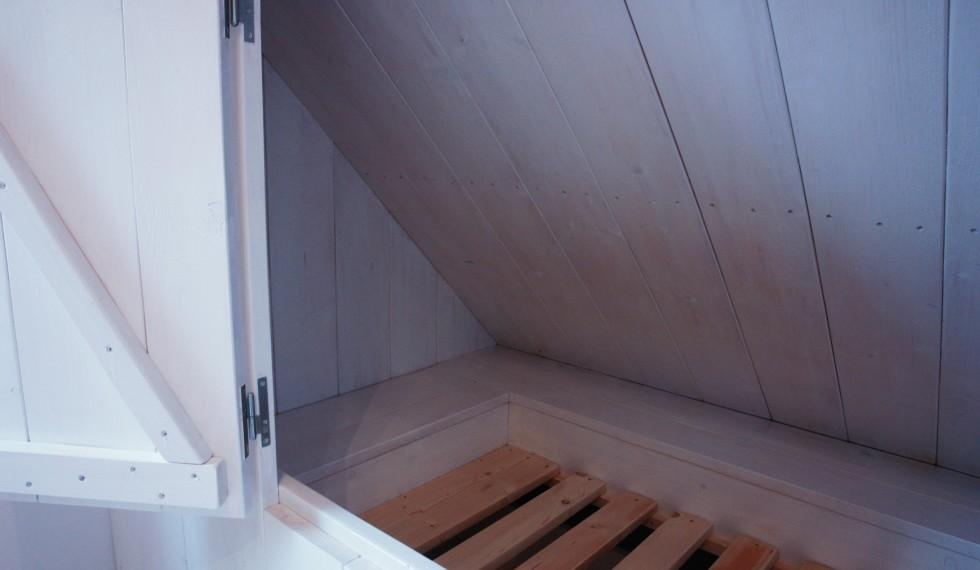 steigerhouten whitewash bedstee R04 006